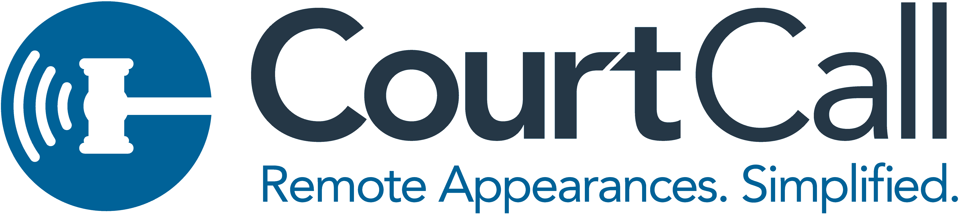 Court Call Logo